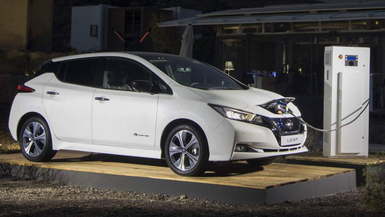 Nissan Leaf Is First EV Approved For Vehicle-To-Grid Use In Germany