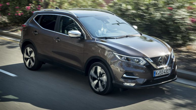 2019 Nissan Qashqai Gets New Turbo Petrol Units, DCT 'Box And Infotainment System