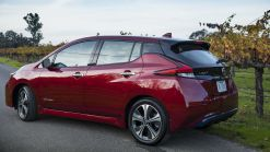 Nissan's Long-Range 60kWh Leaf  To Cost Around $36,000