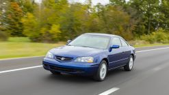 We Drive A Brand New 2003 Acura CL Type-S, A Fun Throwback To Sedan-Based Coupes