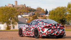Have A Look-See At The 2019 Toyota Supra's Interior