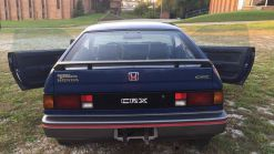 Want A 1986 Honda CRX In All Original Condition? Here's One With Just 8,000 Miles