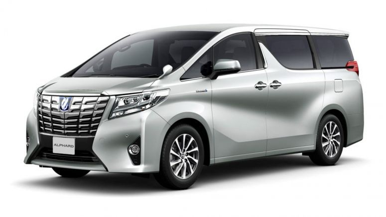 Company President Says Select Markets May Get A Lexus Minivan