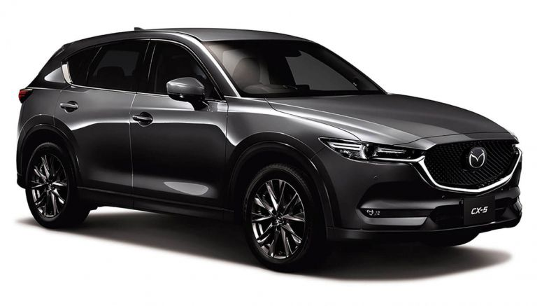 2019 Mazda CX-5 Debuts In Japan With CX-9's 2.5T Engine, Exclusive Mode Special Edition