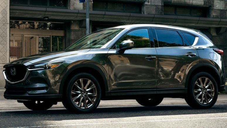 2019 Mazda CX-5 Debuts With Turbo Engine, New Range-Topping Trim