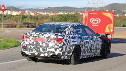 2020 Acura TLX Type S Spotted Testing Against S4, AMG C43, Could Get New V6 Turbo