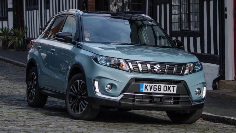 2019 Suzuki Vitara Goes On Sale In UK, Priced From £16,999