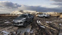 Updated Mitsubishi L200 Pickup Unveiled With Fresh Styling, Enhanced 4WD System