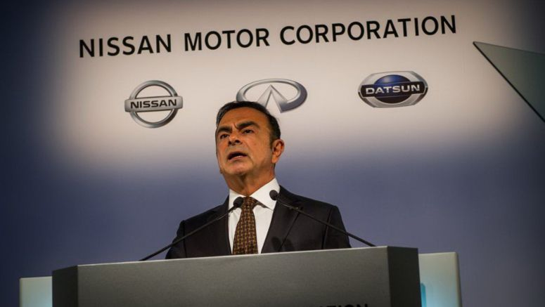 Nissan Board Votes To Remove Carlos Ghosn From Chairman Position