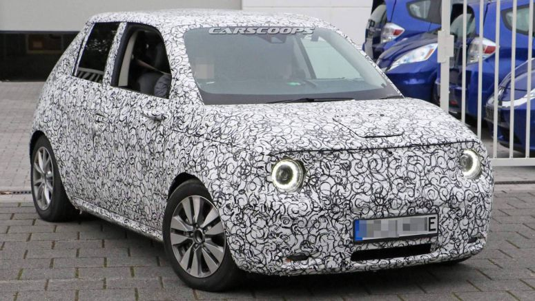 Production Honda Urban EV Spotted For The First Time With Five Doors, Rearview Cameras