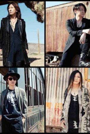 GLAY unveil PV for 'YOUR SONG'