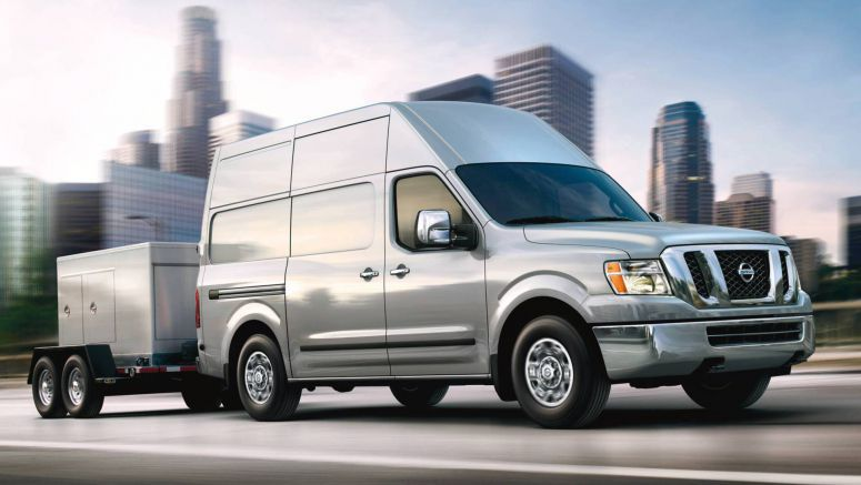 2019 Nissan NV Cargo And NV Passenger Vans Bring Updated Infotainment, $610 Price Hike