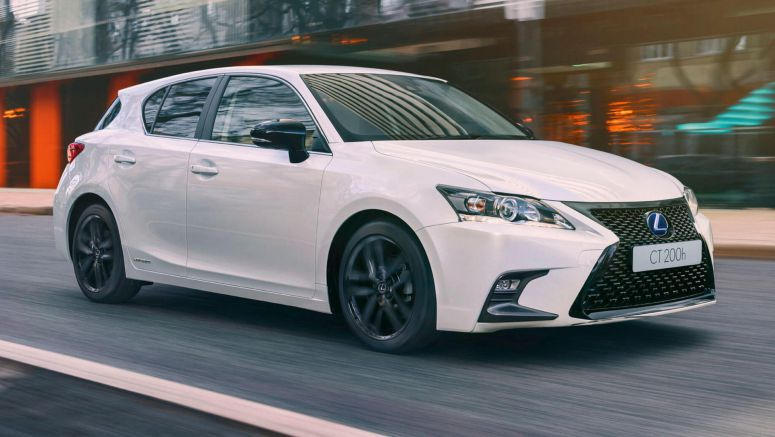 2019 Lexus CT 200h Arrives With New Grades And Specifications