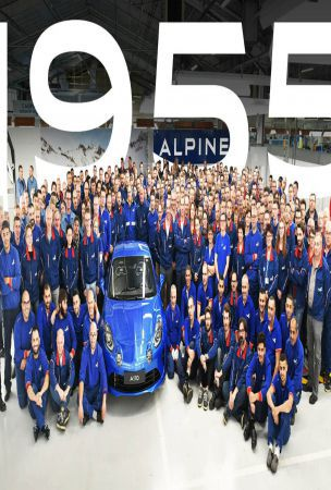 Alpine A110 Premiere Edition Production Ends With 1,955 Units Made