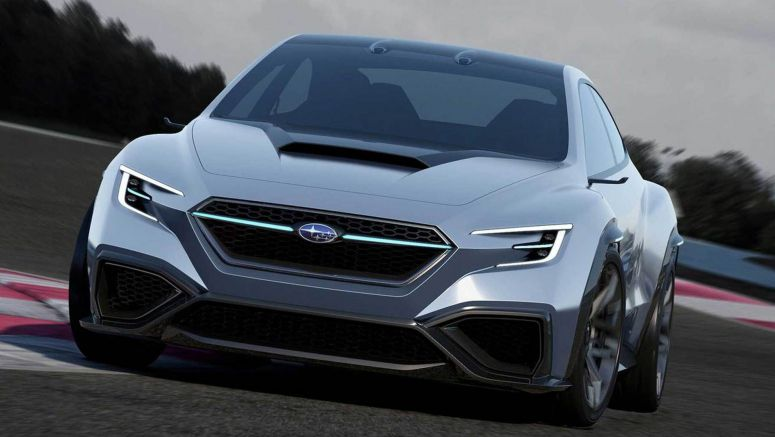 New Hot Hatch Tipped To Pave Subaru's WRC Return