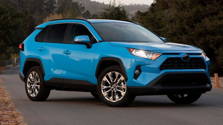 2019 Toyota RAV4 Starts From $26,545: All The Details On Prices, Grades And Equipment