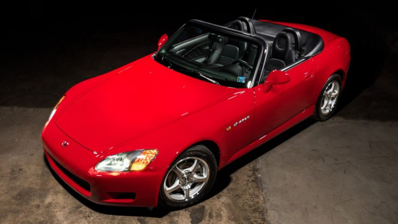 Honda S2000 Prices Are Climbing, This 1,000 Mile Example Was Bought For $48,000