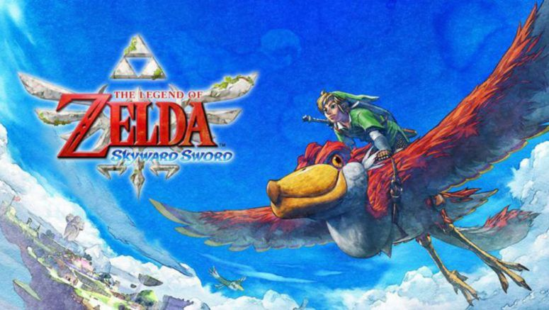 Legend of Zelda: Skyward Sword Could Be Coming To The Switch