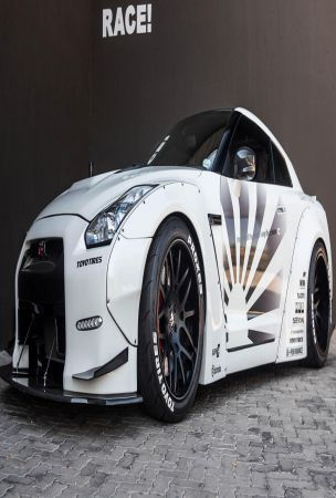 Tuned Nissan GT-R Brings Some Of Japan's Car Culture To South Africa