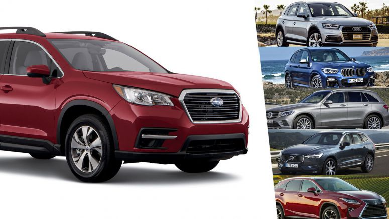 A Loaded Subaru Ascent Or A Base Luxury Compact SUV: Which One Would You Get?