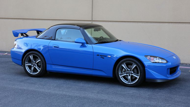 For  $79k, Would You Get This Rare Honda S2000 CR Or A 1995 Acura NSX?