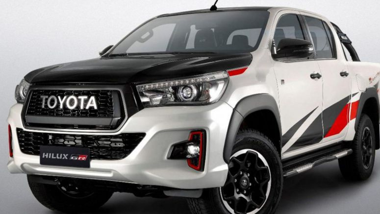 Toyota Goes Gazoo With New Hilux GR Sport Truck