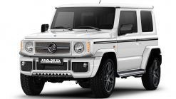 Make Your New Suzuki Jimny Look Like A G-Class Or A Defender With DAMD Kit