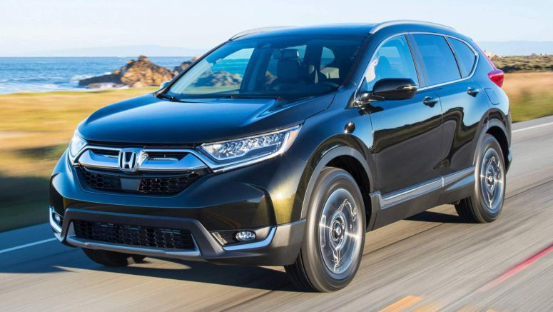 2019 Honda CR-V's Only Update Is A New Body Color Yet Pricing Increases By $100-$200