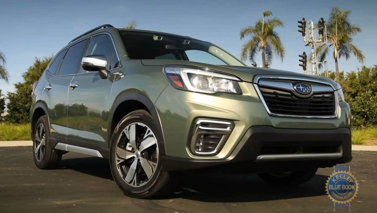 2019 Subaru Forester Is A Winning Combination, KBB Finds