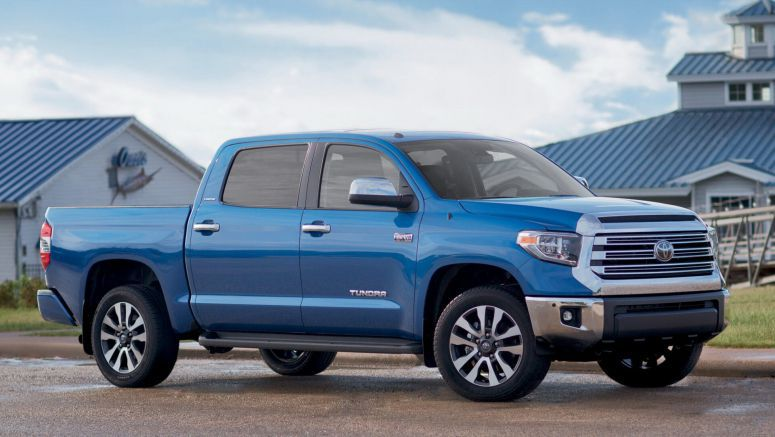 Toyota Says Manufacturing Capacity Helped The Tacoma, Hurt The Tundra