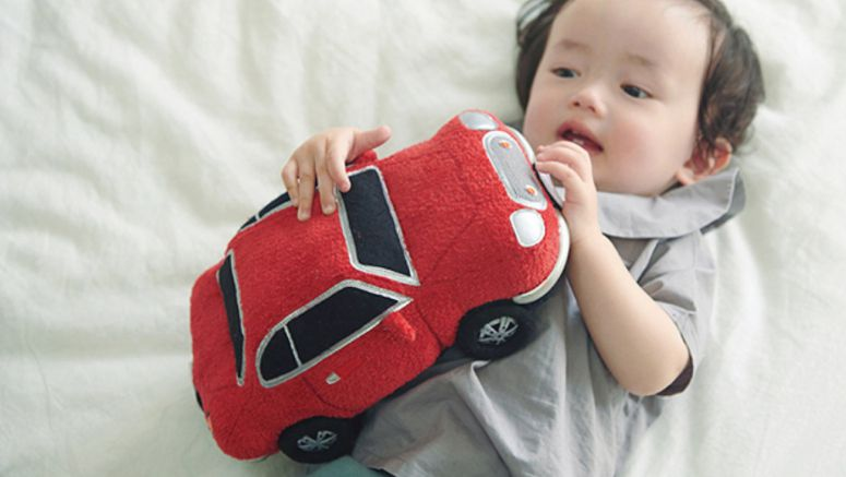 Honda Sound Sitter Aims To Calm Fussy Infants With Engine Sounds From An NSX