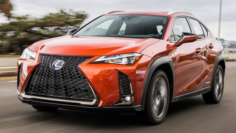 Lexus Isn't In A Rush To Offer A Subscription Service, But Will Test The Waters With Unique UX Lease