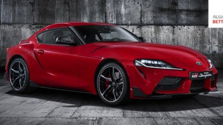 2020 Toyota Supra Apparently Revealed In Production Form