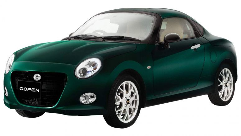 Long-Awaited Daihatsu Copen Coupe Is Real And It Packs An LSD