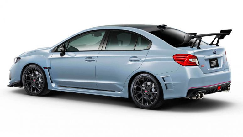 Subaru S209 Trademark Filing Hints At Hotter WRX STI For U.S.A.