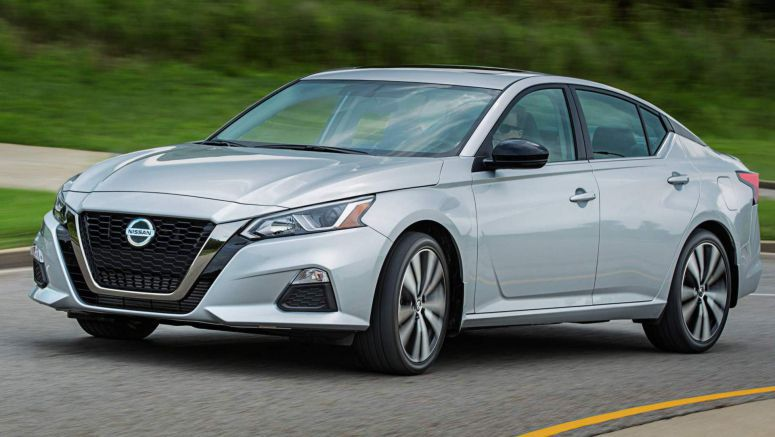 Canada's 2019 Nissan Altima Gets Standard AWD But Not The VC-Turbo Engine
