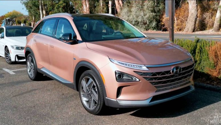 Hyundai Nexo FCV Better Than Toyota Mirai, Limited By Lack Of Infrastructure
