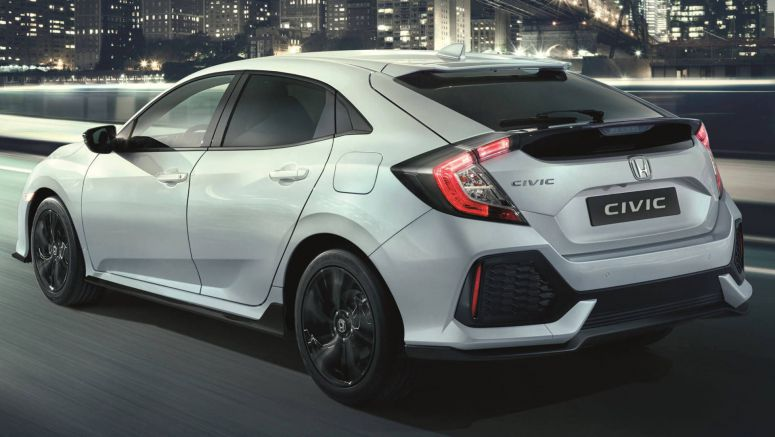 Honda Civic Sport Line Arrives At UK Dealers From £22,445