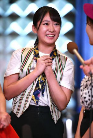 Morning Musume.'18's Nonaka Miki to study abroad for a short period