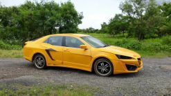 EMT Nemesis Kit Car Was Once A Honda Accord – Now It's Just Weird