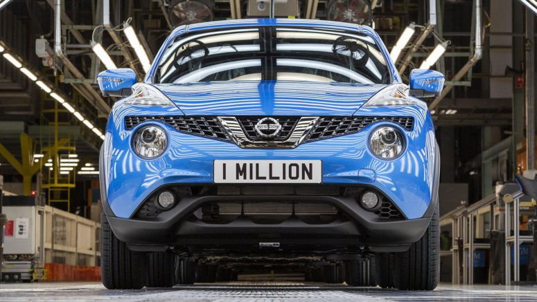 Second-Gen Nissan Juke Reportedly Set To Arrive Next Summer