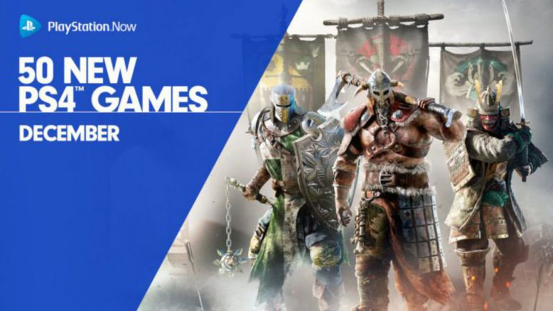 Sony Adds 50 More PS4 Games To PS Now
