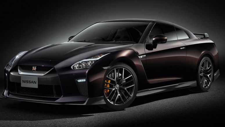 Nissan GT-R Latest Special Edition Is A Japan-Only Affair