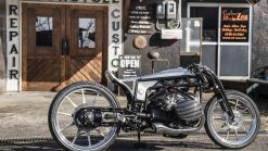 BMW And Japan's Custom Works Zon Collaborate On R18 Bike With Mystery Boxer Engine
