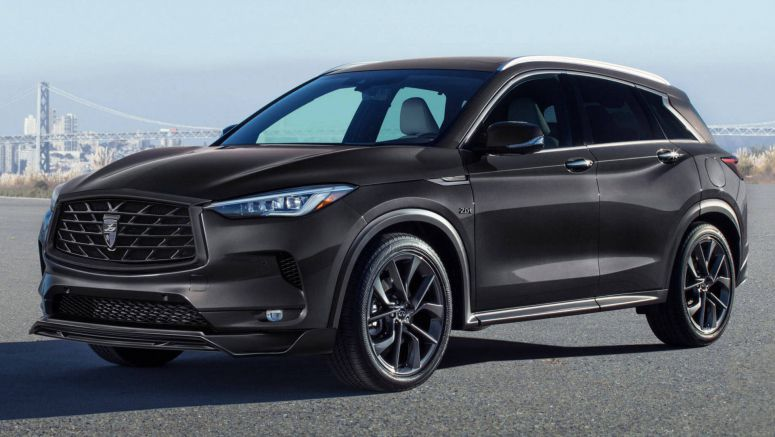 Larte Design Working To Enhance The Infiniti QX50's Aesthetics