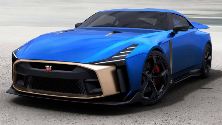 Nissan GT-R50 Limited Production Run Confirmed, Will Be Priced At $1.1 Million