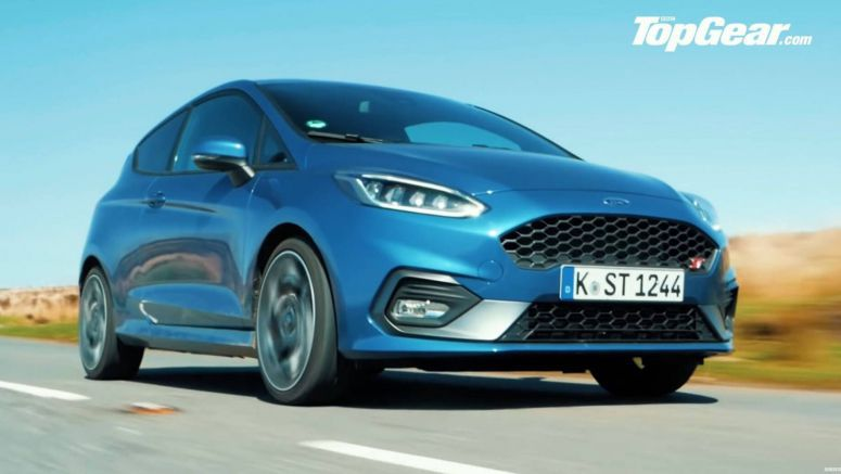 New Ford Fiesta ST Is Better, But Not As Sharp As Its Predecessor