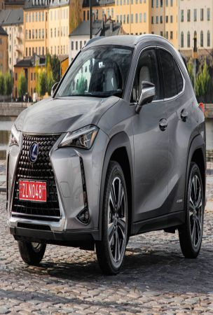 UX300e Trademark Filling Suggests Lexus Electric Crossover Might Be On Its Way