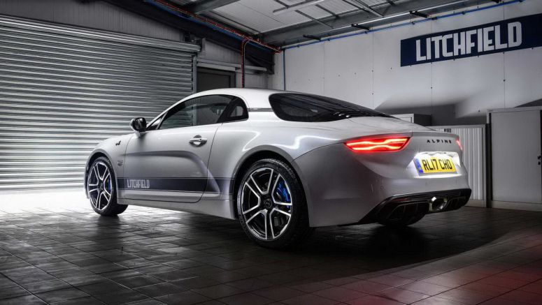 Litchfield Gives The Alpine A110 Porsche 911-Levels Of Performance With A Simple Remap