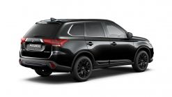 Mitsubishi Eclipse Cross, ASX, Outlander And L200 Get The Black Edition Treatment